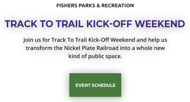 Join us for Track to Trail Kick-Off Weekend