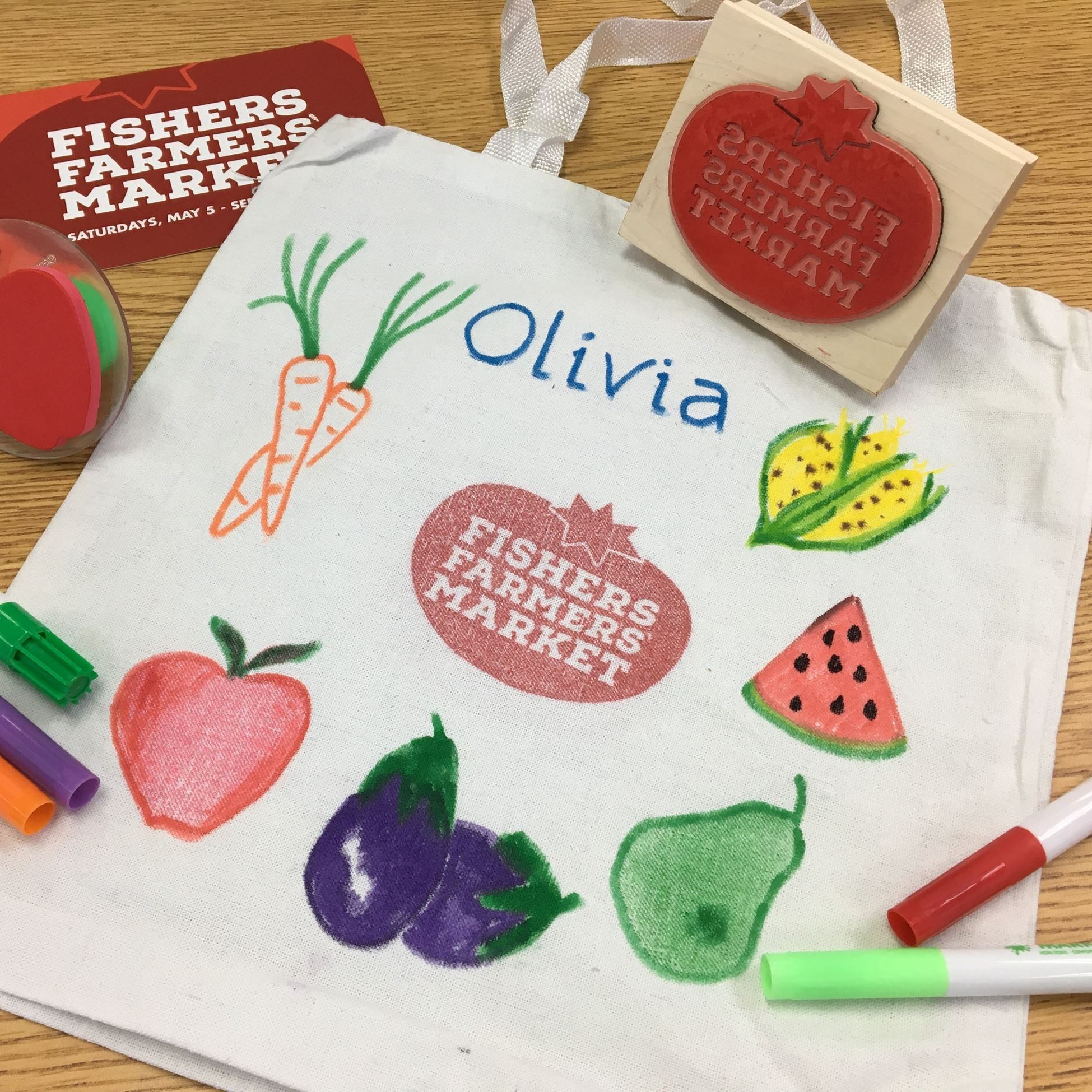 farm hands apron